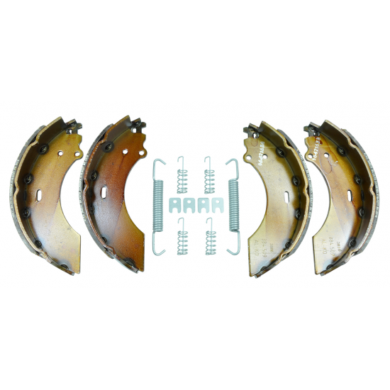 ORYGINALNE SZCZĘKI HAMULCOWE DO OSI AL-KO 230x60